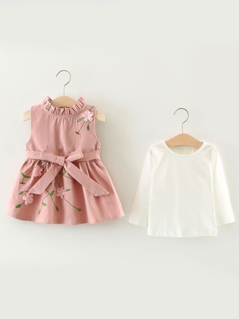 Girls' Clothing (newborn-5t) Evelyn Knitted Romper Clothing, Shoes & Accessories