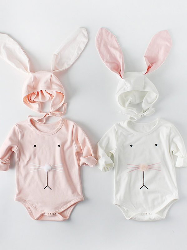 9572f873f Home / Whats New / New in - Girls / Baby Easter Bunny Outfit